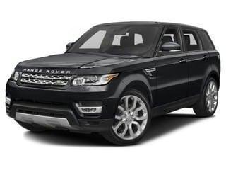 2017 Land Rover Range Rover Sport 3.0L Turbocharged Diesel HSE Td6