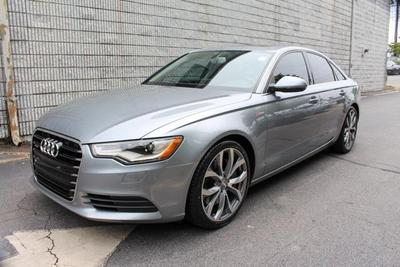 2012 Audi A6 Sedan for sale in Marietta for $38,592 with 47,247 miles.