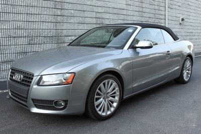 2011 Audi A5 2.0T Premium Convertible for sale in Marietta for $28,006 with 53,233 miles.