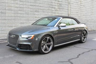 2013 Audi RS 5 Convertible for sale in Marietta for $73,615 with 5,211 miles.