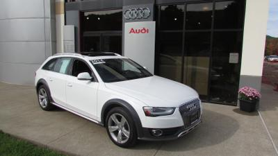 2014 Audi Allroad 2.0T Premium Wagon for sale in Oneonta for $44,999 with 11,850 miles.