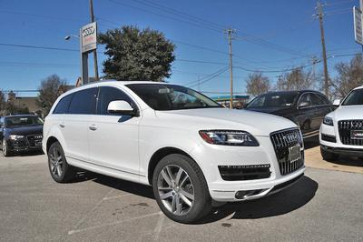 2013 Audi Q7 3.0T Premium SUV for sale in Austin for $49,980 with 19,465 miles.
