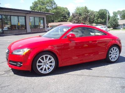 2009 Audi TT Coupe for sale in La Crosse for $29,980 with 39,592 miles.