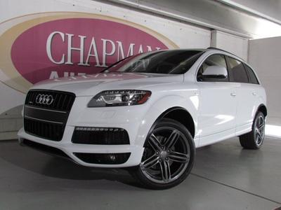 2013 Audi Q7 SUV for sale in Tucson for $57,988 with 10,954 miles.