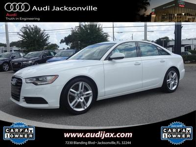 2014 Audi A6 2.0T Premium Sedan for sale in Jacksonville for $43,879 with 5,948 miles.