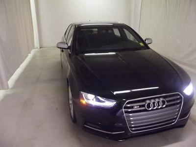 2013 Audi S4 3.0T Premium Plus Sedan for sale in Petoskey for $49,702 with 9,240 miles.