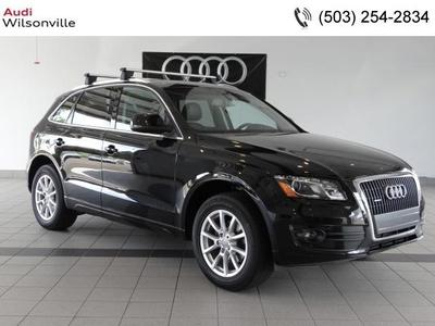 2012 Audi Q5 2.0T Premium SUV for sale in Wilsonville for $35,992 with 34,376 miles.