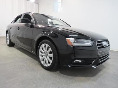 2013 Audi A4 Sedan for sale in Hardeeville for $30,092 with 20,937 miles.