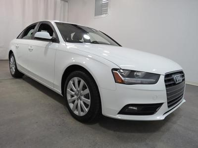 2014 Audi A4 2.0T Premium Sedan for sale in Hardeeville for $33,568 with 7,235 miles.