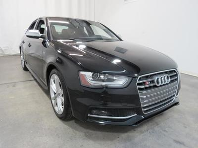 2013 Audi S4 3.0T Premium Plus Sedan for sale in Hardeeville for $46,086 with 7,319 miles.