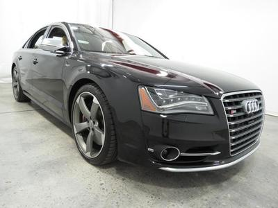 2014 Audi S8 4.0T Sedan for sale in Hardeeville for $104,900 with 2,442 miles.