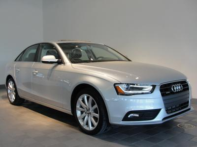 2013 Audi A4 Sedan for sale in Mechanicsburg for $35,299 with 10,940 miles.