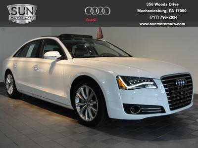 2014 Audi A8 Sedan for sale in Mechanicsburg for $72,999 with 1,954 miles.
