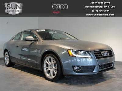 2012 Audi A5 2.0T Premium Coupe for sale in Mechanicsburg for $36,399 with 34,667 miles.