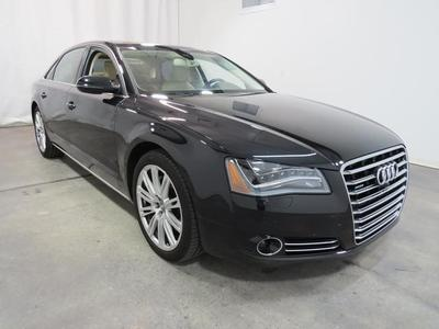 2014 Audi A8 Sedan for sale in Hardeeville for $75,980 with 9,708 miles.