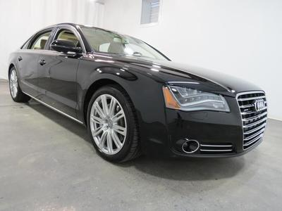 2014 Audi A8 Sedan for sale in Hardeeville for $73,999 with 11,277 miles.