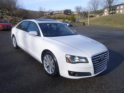2013 Audi A8 Sedan for sale in Clarksburg for $75,075 with 7,327 miles.