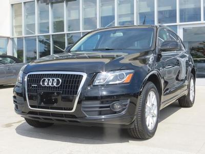 2010 Audi Q5 3.2 Premium SUV for sale in Westwood for $31,800 with 46,939 miles.