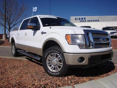 2010 Ford F150 Crew Cab Pickup for sale in Farmington for $39,995 with 19,740 miles.