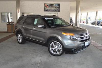 2014 Ford Explorer Limited SUV for sale in Farmington for $38,995 with 18,570 miles.