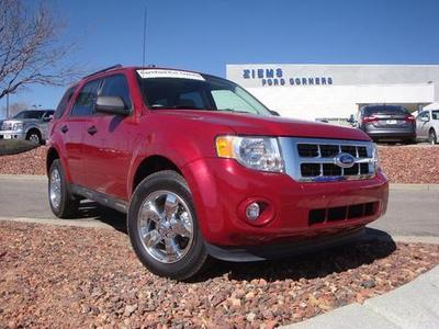 2011 Ford Escape XLT SUV for sale in Farmington for $19,995 with 27,735 miles.