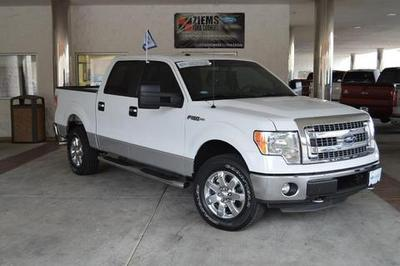 2012 Ford F150 Crew Cab Pickup for sale in Farmington for $46,995 with 11,835 miles.