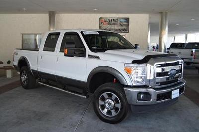 2012 Ford F250 Crew Cab Pickup for sale in Farmington for $50,995 with 14,512 miles.