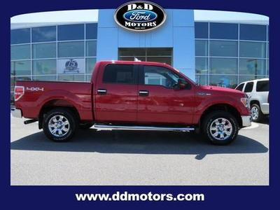 2012 Ford F150 XLT Crew Cab Pickup for sale in Greer for $32,138 with 35,543 miles.