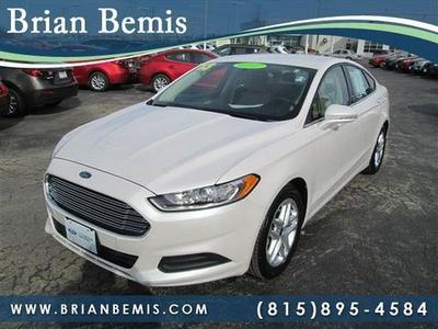 2013 Ford Fusion SE Sedan for sale in Sycamore for $20,995 with 19,654 miles.
