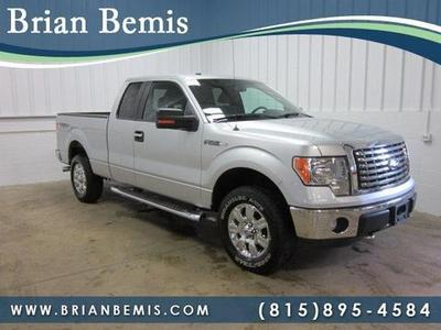 2011 Ford F150 XLT Extended Cab Pickup for sale in Sycamore for $28,995 with 34,752 miles.