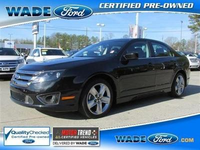 Used Ford Fusion for $17,992