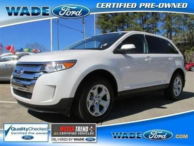Used Ford Edge for $24,992