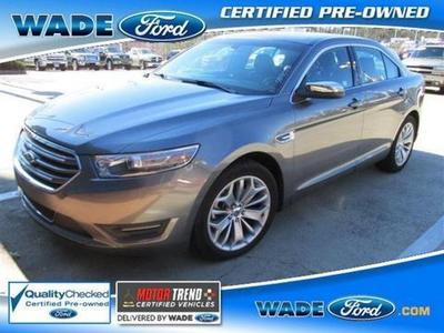 Used Ford Taurus for $24,616