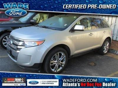 Used Ford Edge for $24,993