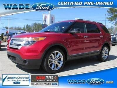 Used Ford Explorer for $28,992