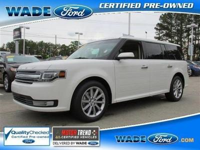 Used Ford Flex for $30,991