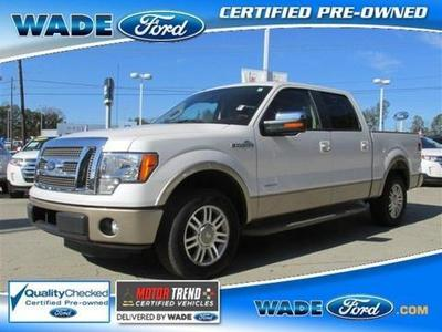 Used Ford F-150 for $31,992