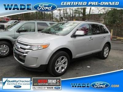 2011 Ford Edge SEL SUV for sale in Smyrna for $21,985 with 30,828 miles.