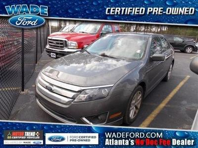 Used Ford Fusion for $15,990