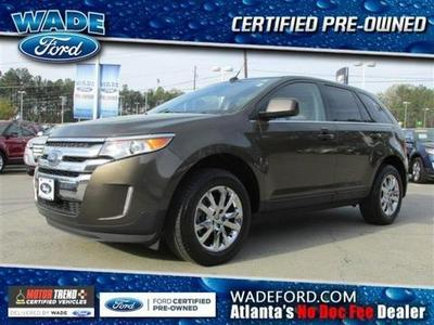 Used Ford Edge for $25,880