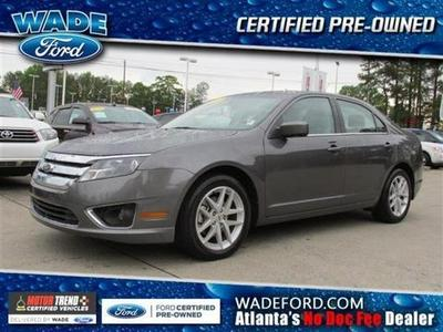 2012 Ford Fusion SEL Sedan for sale in Smyrna for $13,956 with 74,919 miles.