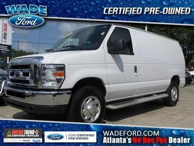 2013 Ford E250 Cargo Cargo Van for sale in Smyrna for $21,884 with 13,515 miles.