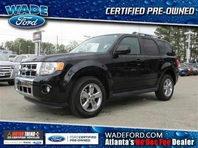 Used Ford Escape for $20,990