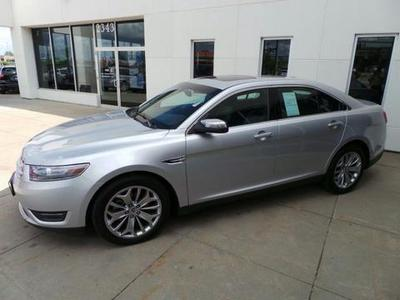 2013 Ford Taurus Limited Sedan for sale in Iowa City for $23,599 with 28,175 miles.