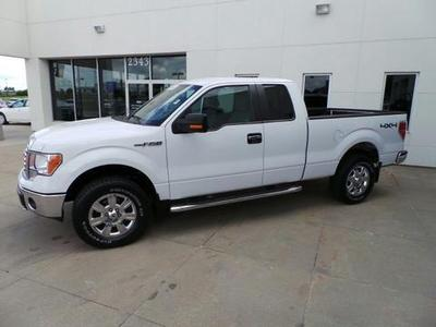 2012 Ford F150 XLT Extended Cab Pickup for sale in Iowa City for $28,488 with 27,996 miles.