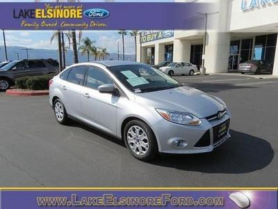 2012 Ford Focus SE Sedan for sale in Lake Elsinore for $14,656 with 29,661 miles.