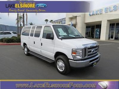 2013 Ford E350 Super Duty XLT Passenger Van for sale in Lake Elsinore for $22,109 with 15,495 miles.