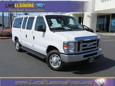 2013 Ford E350 Super Duty XLT Passenger Van for sale in Lake Elsinore for $21,295 with 18,394 miles.