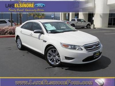 2010 Ford Taurus Limited Sedan for sale in Lake Elsinore for $18,933 with 59,164 miles.