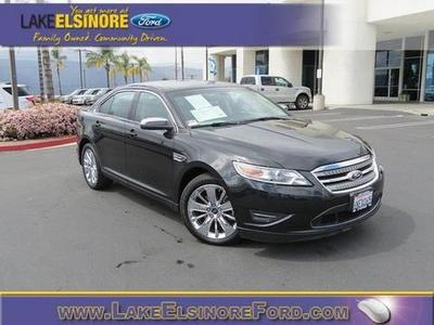 2011 Ford Taurus Limited Sedan for sale in Lake Elsinore for $20,495 with 31,148 miles.
